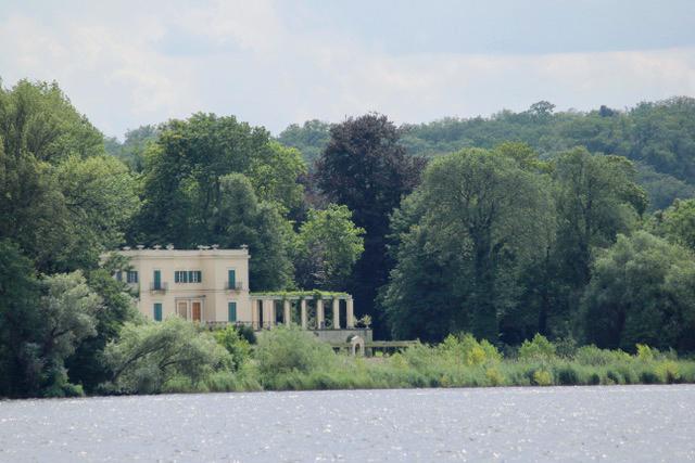 Ufer der Havel, Schloss Glieniecke, Berlin, Potdam, Schloss, Tagwerk, meintagwerk, See